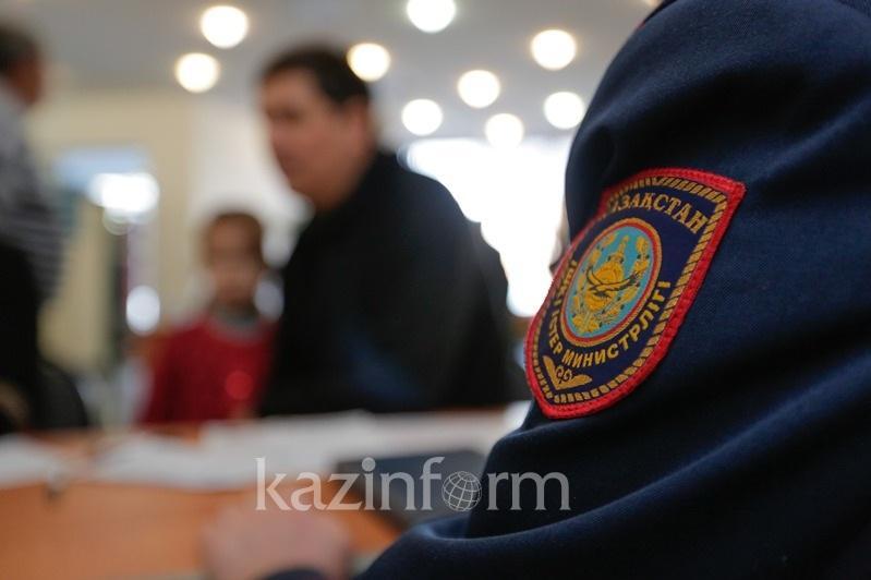 Регистрация авто из ЕАЭС интересовала больше всего жителей Алматинской области на приеме у полиции