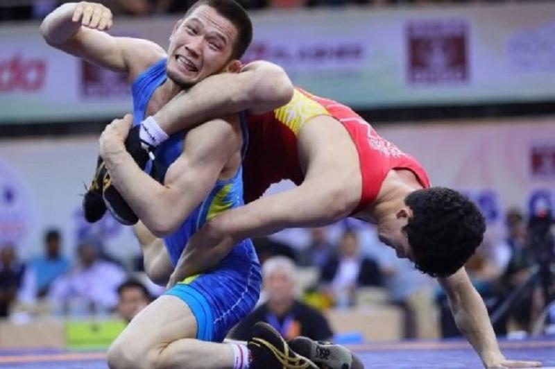 Римдегі халықаралық турнирде қазақстандық еркін күрес балуандары үш медаль алды
