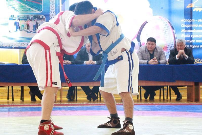 В транспортной полиции Казахстана работают мастера спорта и чемпионы мира