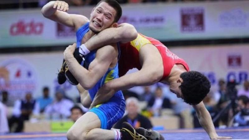 Казахстанские вольники завоевали еще три медали рейтингового турнира в Италии