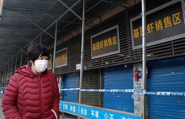Число заболевших пневмонией нового типа в китайском Ухане достигло 198