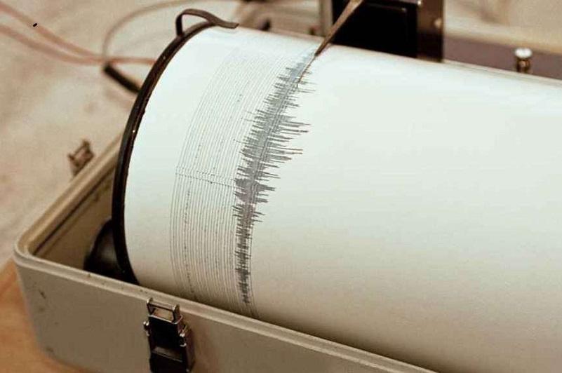 Землетрясение магнитудой 4.1 произошло в356 км от Алматы