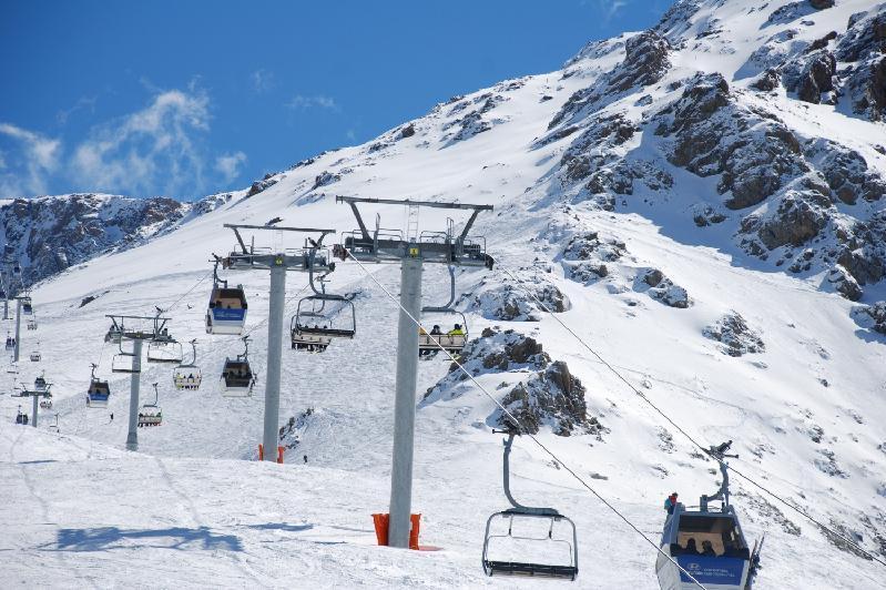 Шымбулак, Алтайские Альпы и Нуртау - в топ-10 горнолыжных курортов СНГ
