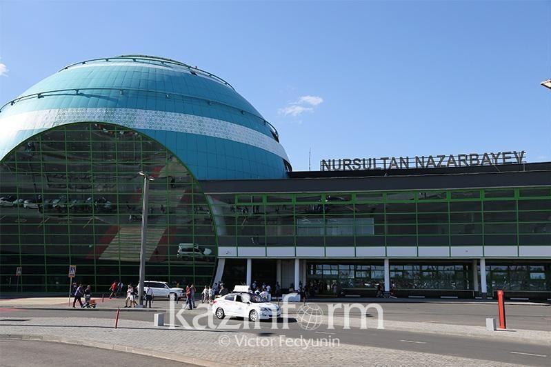 首都机场多架次航班延误