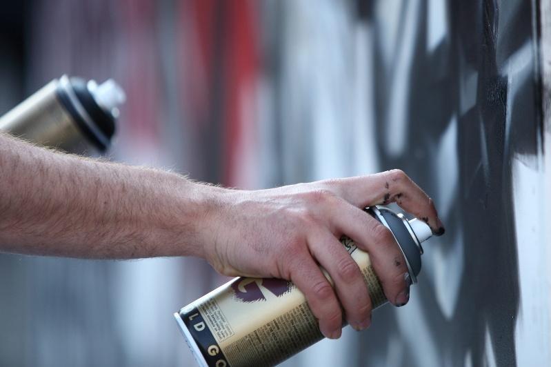 Граффити жазбалар арқылы есірткі жарнамалаушы күдіктілер ұсталды – ҚР ІІМ
