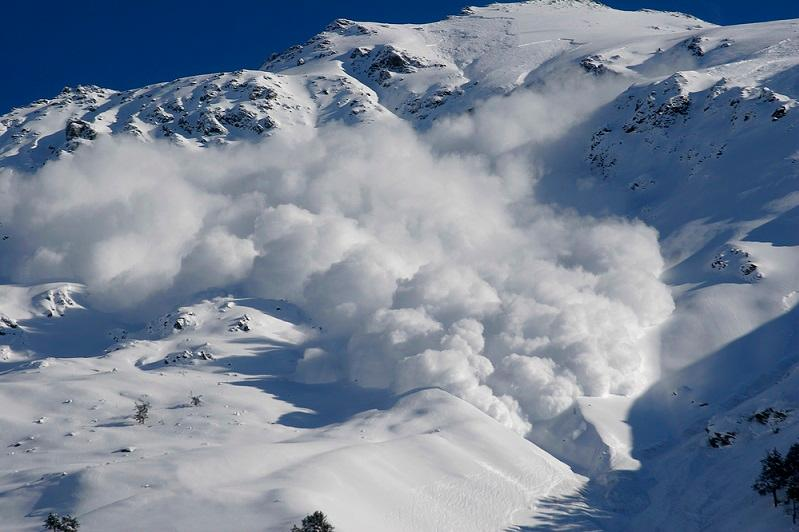 В Восточном Казахстане лавиноопасно - ДЧС