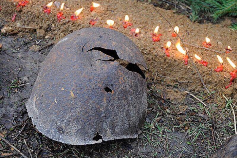 Места захоронения двух казахстанцев-фронтовиков обнаружены в Ленинградской области