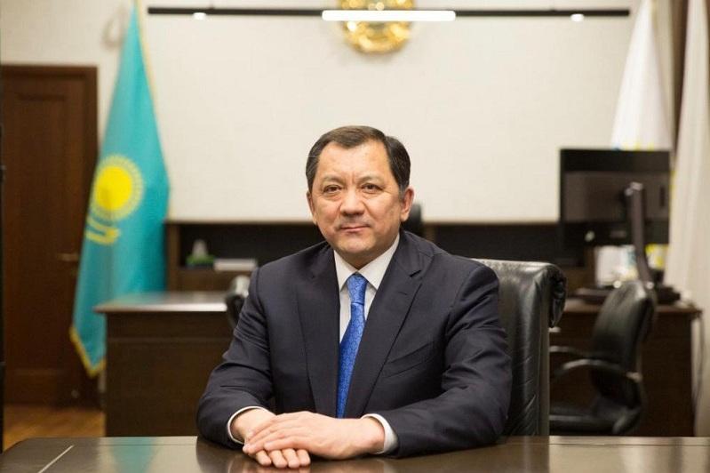 Нурлан Ногаев встретился с послом Беларуси Анатолием Ничкасовым