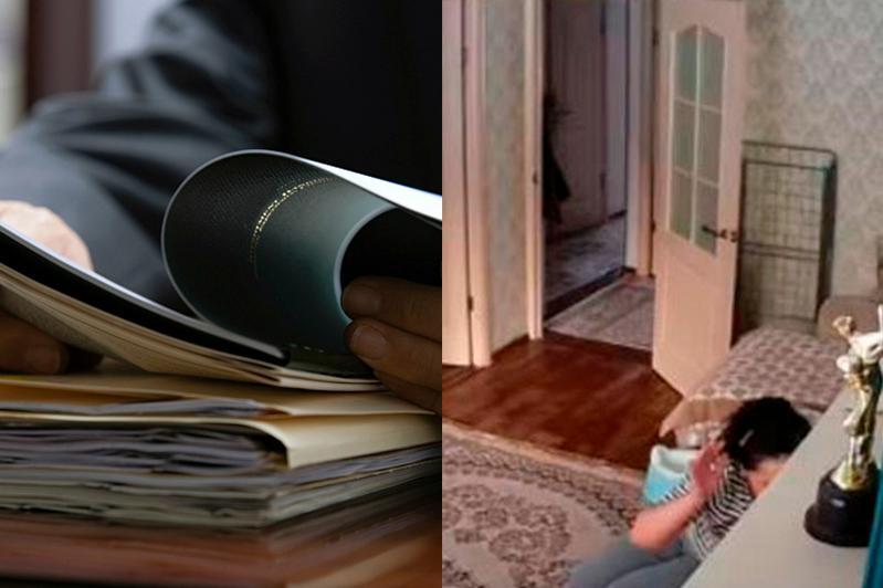 Няня била ребенка в Алматы: дело расследуется