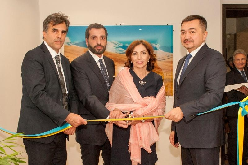 Honorary Consulate of Kazakhstan opens in Sicily