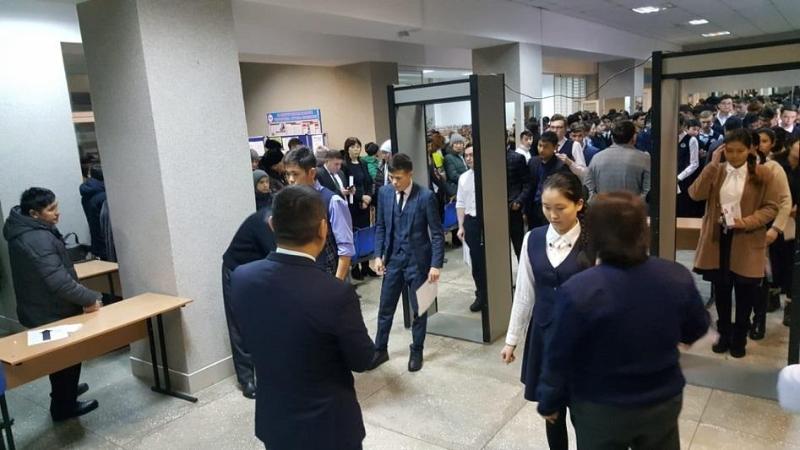 12 человек наказали за нарушение правил сдачи ЕНТ в Северо-Казахстанской области