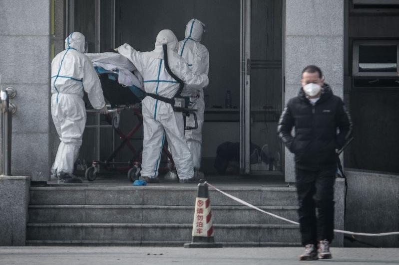 """中国确认""""2019新型冠状病毒""""可人际传播 有医护人员被感染"""