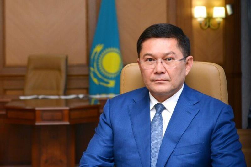 Erlan Aıtahanov Shymkent ákimi laýazymynan bosatyldy