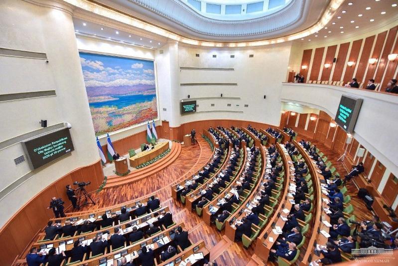 Uzbekistan's new Senate accepts government resignation
