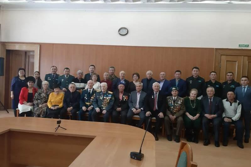 Ветерану из Семея спустя 75 лет присвоен статус участника ВОВ