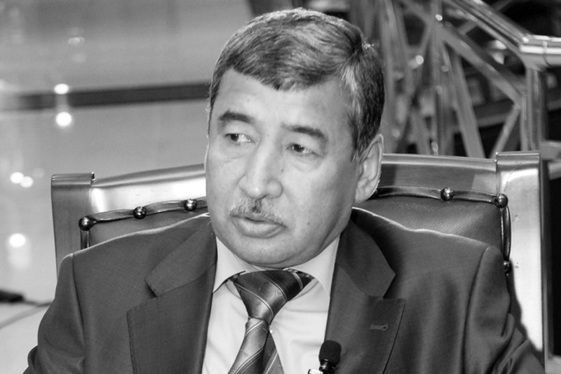 Prominent statesman Kamal Burkhanov passed away