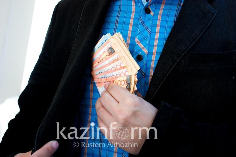 Ақмола облысында бюджет қаражатын жымқырған басқарма басшысы сотталды