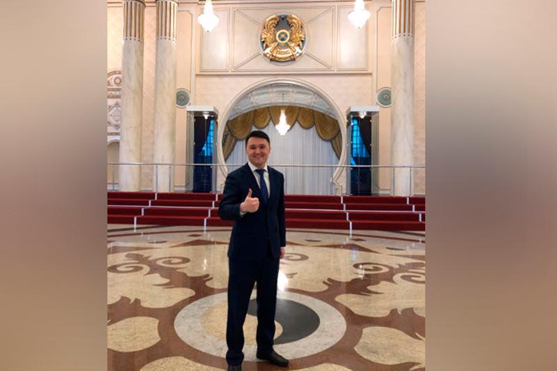 «Болашақ» түлегі Президенттік кадрлық резервке не үшін қатысқанын айтты