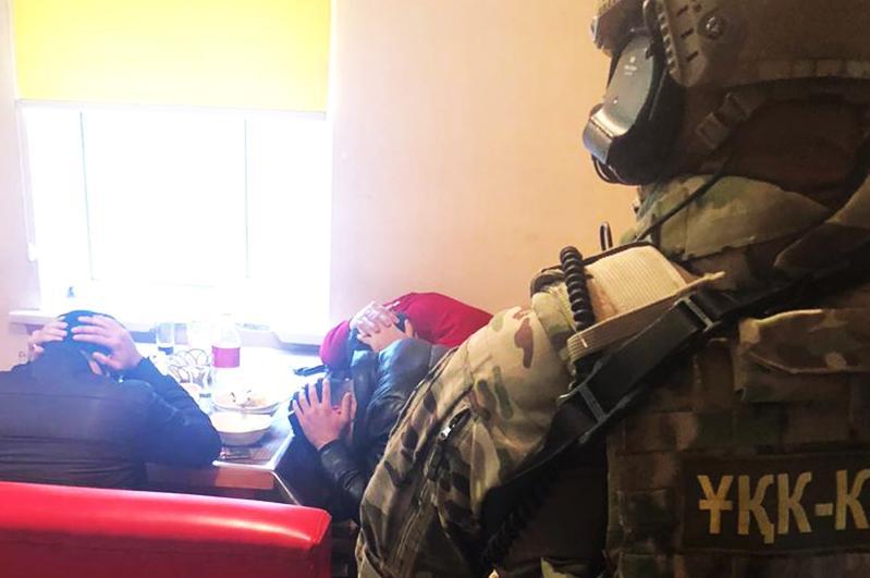 Участник транснационального преступного сообщества задержан в Нур-Султане - КНБ РК