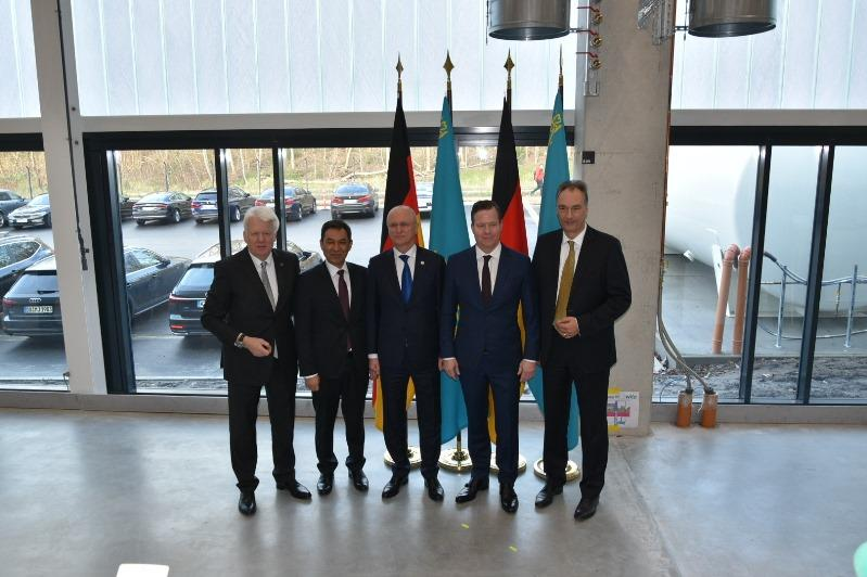 Attraction of German investments to Kazakhstan discussed in Dortmund
