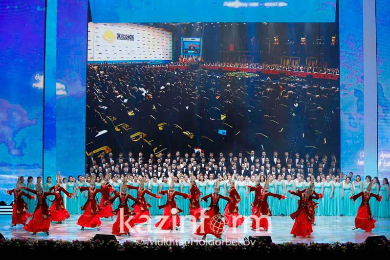 «Astana Opera» sahnasynda Abaı ánderi shyrqaldy