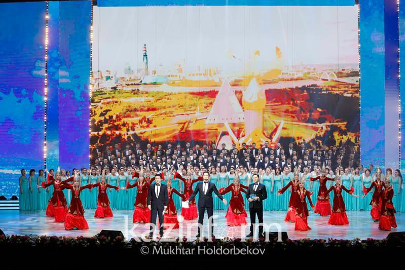 175-летие Абая: праздничное мероприятие с участием Президента РК и Елбасы стартовало в столице
