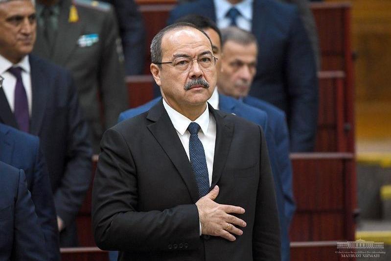 Парламент Узбекистана утвердил нового премьер-министра страны