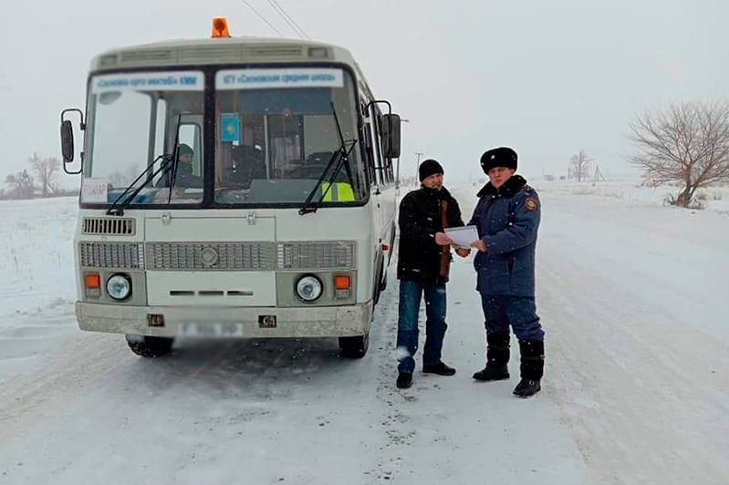 «Автобус» жедел алдын алу шарасы: ШҚО-да 11 лауазымды тұлға жауапқа тартылған