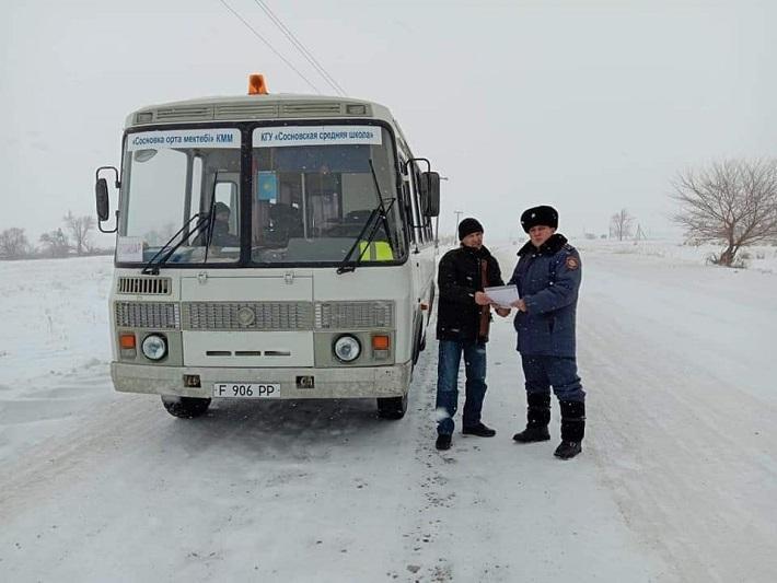 ОПМ «Автобус» в ВКО: 11 должностных лиц привлекли к административной ответственности