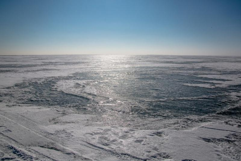 Ледовый переход по озеру Балхаш состоится в Карагандинской области