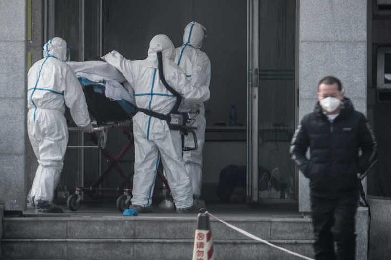 Қытайда пневмонияның өршуі: 440 адам жұқтырып, 9-ы көз жұмды