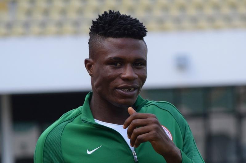 Нигерийский футболист подписал контракт с казахстанским клубом