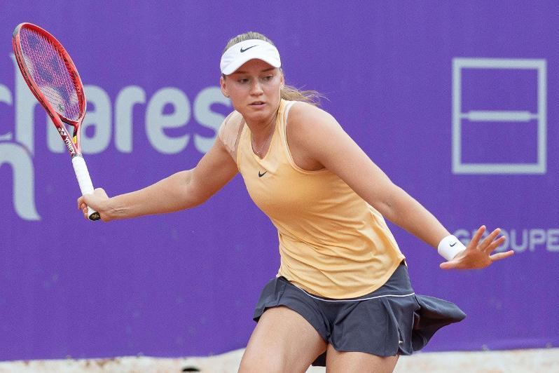 澳网公开赛:热巴金娜晋级第三轮