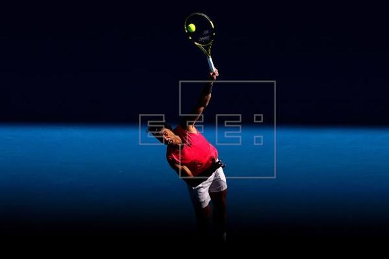 Nadal sails into Australia Open 2nd round