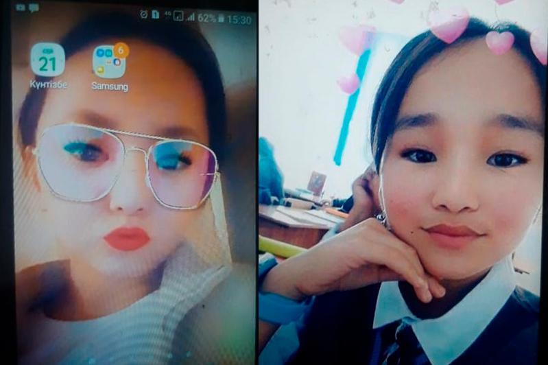Двух пропавших без вести школьниц разыскивают в Алматинской области