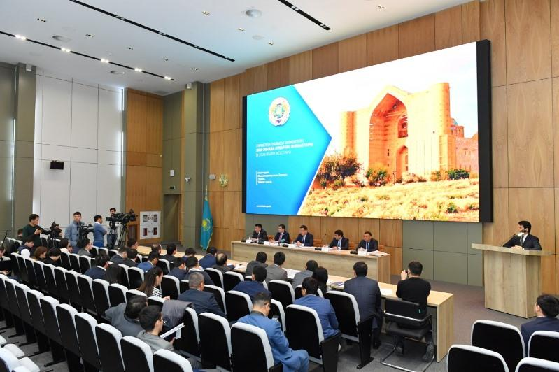 2019年突厥斯坦州共吸引投资4420亿坚戈