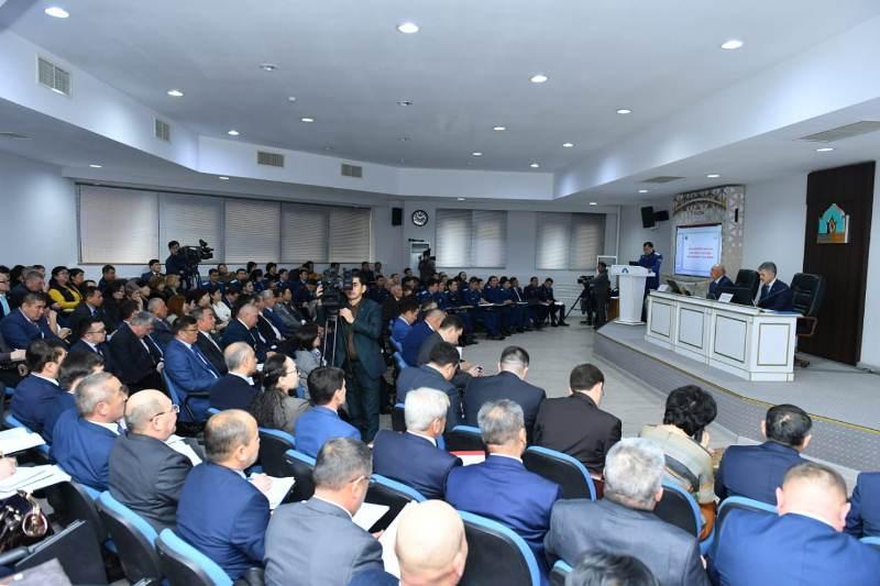 Безопасное детство обсудили прокуроры в Туркестанской области