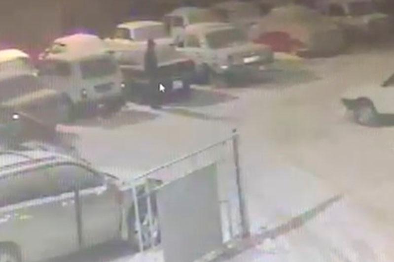 Восемь автомобилей сгорело на штрафстоянке в Туркестанской области