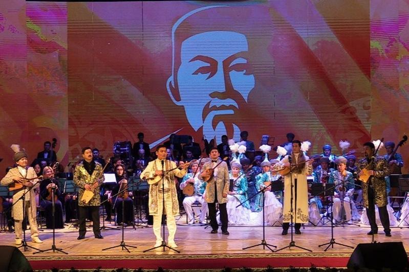 Semey kicks off celebration of 175thanniversary of Abai