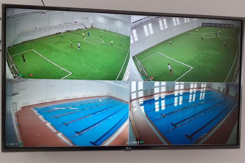 Новый физкультурно-оздоровительный комплекс открылся в Атырау