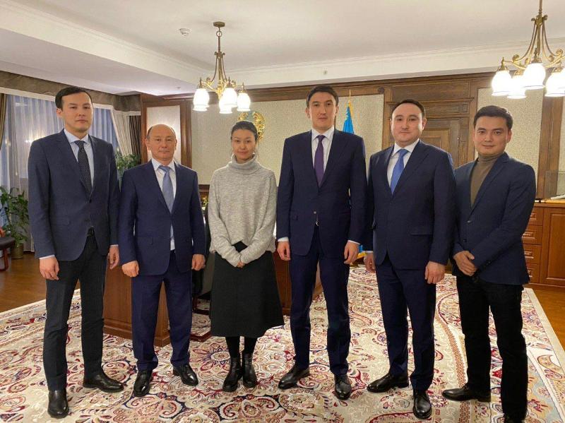 Президентские резервисты стали сотрудниками Минэкологии Казахстана