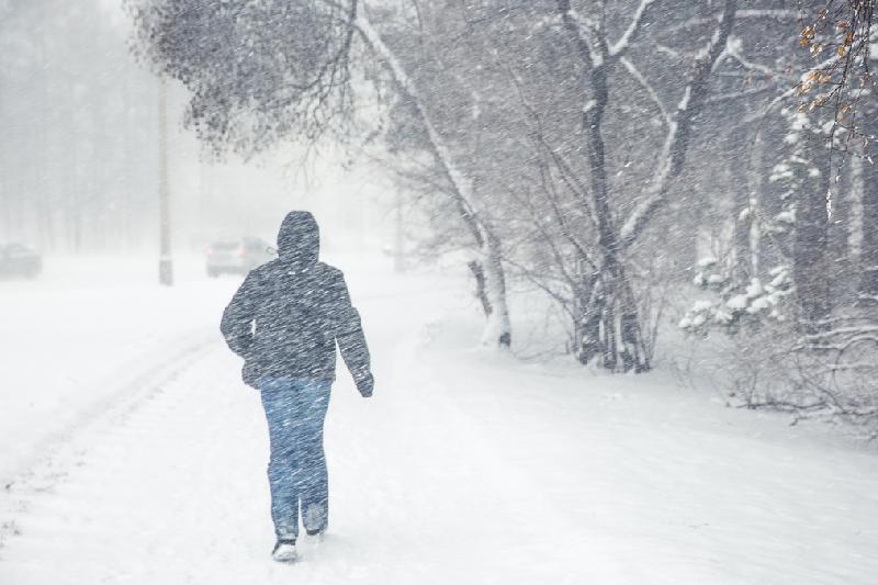 Метели и снегопады продолжатся в Казахстане