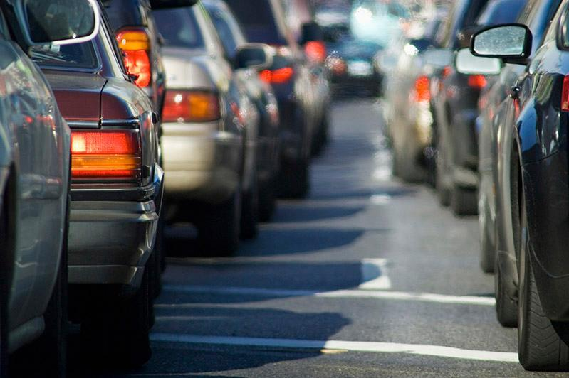 В столице 2,5 тысячи водителей авто с иностранными номерами избежали наказания за совершенные ДТП