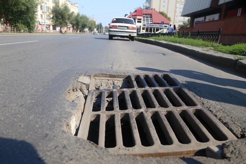 Новые ливневки появятся на нескольких улицах Петропавловска
