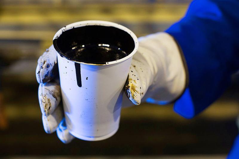 国际油价22日显著下跌