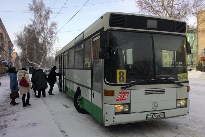 Навести порядок в пассажирских перевозках пообещал аким Петропавловска