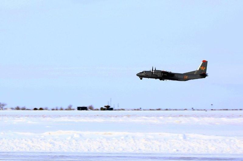 经过两年改造  巴尔喀什军用机场重新交付使用