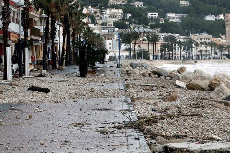 Deadly storm devastates Spain's Mediterranean coast