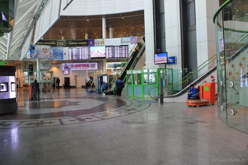 Как будет решаться проблема высоких цен на услуги торговли в аэропортах Казахстана
