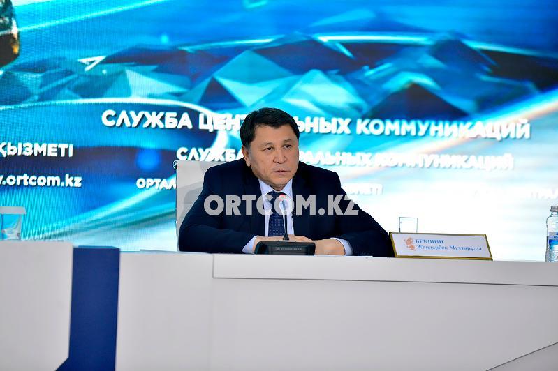 Коронавирусная инфекция из Китая в Казахстане не зарегистрирована – Жандарбек Бекшин